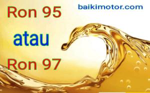 Read more about the article Penggunaan jenis minyak petrol yang sesuai untuk motor