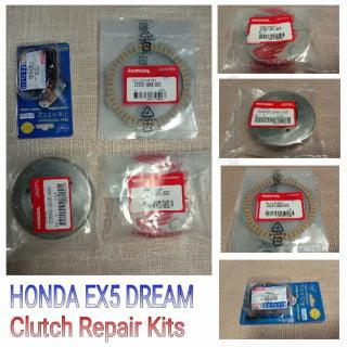 clutch plate motor set