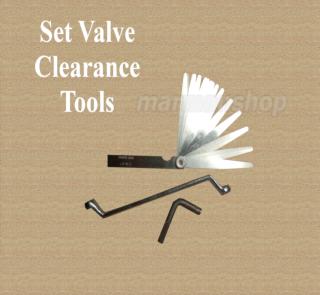Read more about the article Set alat adjust Tappet motor – membuat Valve clearance