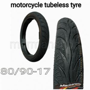 Read more about the article Tayar motor tubeless bunga Diamond, Mackenzie setaraf Maxxis